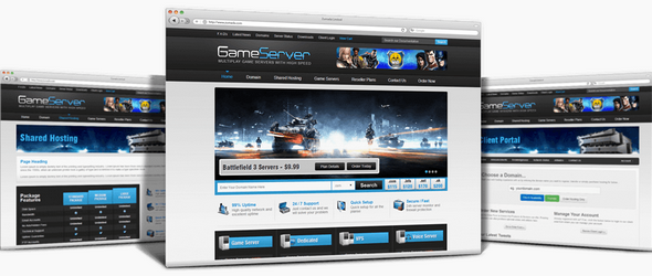 Whmcs game server nulledteam underground the best scripts site whmcs template maxwellsz