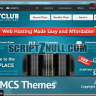 HostClub – Version 5.2 WHMCS 5.x Template