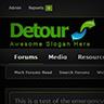 Detour - pixelExit.com