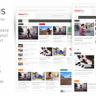 NewsPlus v1.8.0 – Magazine Editorial WordPress Theme