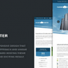 Cloud Hoster Responsive Hosting Company Theme