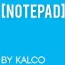 [xfCrowd] NotePad