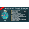 Advanced Email Scraper