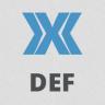[XFA] Default Editor Format