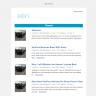 HTML Newsletter Generator Premium Template