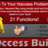 .htaccess Builder