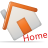 Replace Home with Icon
