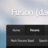 Fusion (dark) - Xenfocus