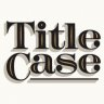 Title Case Phrases