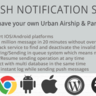 Desktop & Mobile Push Notification System