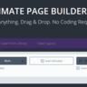 Divi Builder – Drag & Drop Page Builder Plugin