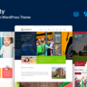 Smarty - Kindergarten, Elementary School, Highschool WordPress theme