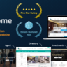 MyHome Real Estate WordPress