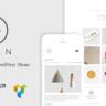VAN - Minimalist Agency, Photo Gallery Shop Theme