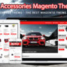 Car Accessories Magento Theme
