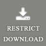 Restrict To Download Resources