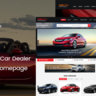 Micar - Auto Dealer RTL WooCommerce WordPress Theme