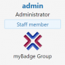 How to add a Custom Group Badge / Banner to User Info