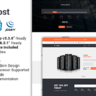 lilyHost - Responsive HTML5 WHMCS Hosting Template