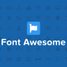 Font Awesome Icons in Navbar for 2.1