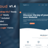 CryptoCloud | Multipurpose Hosting and WHMCS Template