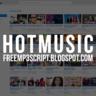 Hot Music MP3 Script & Youtube Grabber