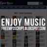 Enjoy Music Simple MP3 Script & Youtube Grabber (No API Key)