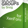 Social Groups for XenForo 1.x