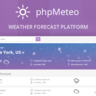 phpMeteo - Weather Forecast Platform