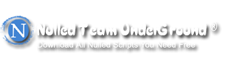 Nulled Team UnderGround | Nulled Team Forums